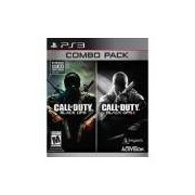 Call of duty: black ops combo pack - ps3 Sony