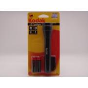 Kodak lanterna led 1000mW metalica, IP62, 50 lumeni, cu baterii incluse 2 x AA