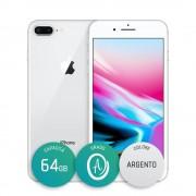Apple Iphone 8 Plus - 64gb - Grado A - Argento