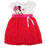 Disney Minnie masnis rövid ujjú lányka ruha