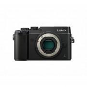 Panasonic LUMIX DMC-GX8KBODY DSLM Mirrorless 4K Camera Body Only, Dual Image Stabilization (Black)