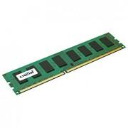 Crucial CT102472BD160B 8GB, 240-pin DIMM, DDR3 PC3-12800 Memory Module