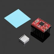 Meco Geeetech® Stepper Driver A4988 With Heatsink And Sticker For 3D Printer