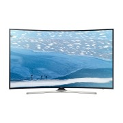 Samsung 65KU6172 4K CURVED LED TV, SMART, 1400 PQI, QuadCore, DVB-TC(T2 Ready), Wireless, Network, PIP, 3xHDMI, 2xUSB, Black