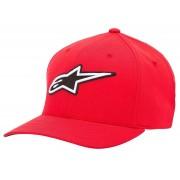Alpinestars Corporate Cap Röd S M