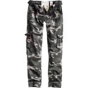 Surplus Premium Slimmy Pantalones de las señoras Negro 40
