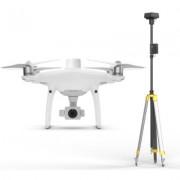 Drona DJI PHANTOM 4 RTK cu D-DTK 2 Mobile Station Combo