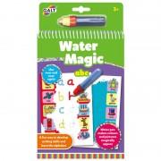 Water Magic Carte de colorat ABC Galt