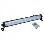 EuroLite LED BAR-126 Luz negra 126 x LEDs UV 10mm (51930301)