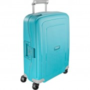 Samsonite S'Cure Spinner 55 cm Aqua Blue