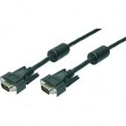 Cablu de date m / m 2x VGA Ferite, 15m