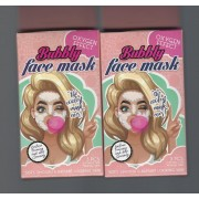 Bubbly Face Mask | 6 stuks / 6 Satches | Foaming And Deep Cleansing | Voor Alle Huid Types