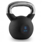 V-ket 28 Kettlebell Peso Vinil Áspero Fitness Musculação 28 kg