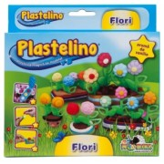 Set plastilina Mic Flori Plastelino