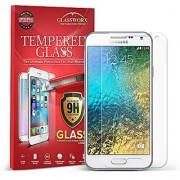 Galaxy E5 Screen Protector GlassWorx Tempered Glass Screen Protector Film for Samsung Galaxy E5