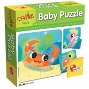 Lisciani giochi carotina baby puzzle il mare 58518