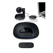 Logitech Videoconferentiesysteem GROUP Zwart