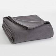 CASADA Одеяло от полар (150 х 200 см) - сиво
