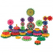Set de constructie Gears Wacky Factory Learning Resources