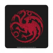 Half Moon Bay Game of Thrones - Targaryen Coasters 6-pack