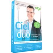 Ciel Duo (Ciel Compta + Ciel Devis Factures) - Abonnement 12 mois