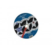 Disc abraziv pentru polizare Swaty Comet Professional Metal, 125x6.5 mm