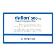 "SERVIER ITALIA SpA Daflon ""500 Mg Compresse Rivestite Con Film""30 Compresse"""