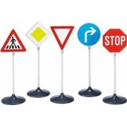 Joc de rol Klein Road Signs - 5 Pieces