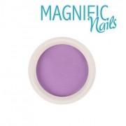 Polvo acrilico violeta de 10 g