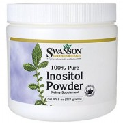 Swanson 100% Pure Inositol Powder 8 oz (227 grams) Pwdr