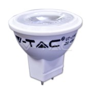 V-TAC LED LÁMPA MR11 2W CW 6000K