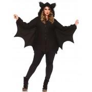 Vegaoo Fladdermus - utklädnad vuxen Halloween