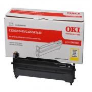 Oki Tambor Original OKI Amarillo C3300/C3400/C3450/C3600