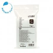 Batoane lipici Rapid Temperatura Scazuta 12mm x 190mm transparent, 1 kg punga plastic 40302781
