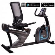 Bicicleta ergometrica recumbent inSPORTline inCondi R600