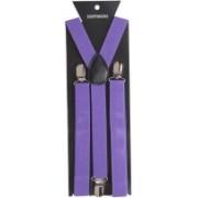 Swarn Y- Back Suspenders for Men, Boys, Women(Purple)