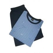 Trevor pánské pyžamo - krátké MC8809 M modrá