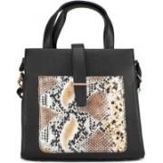 E2O Women Black Shoulder Bag