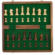Triple S Handicrafts 14 inch magnetic collectible chess Board Game