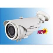 "Аналогова камера CIGE DIS-689MT/EF, насочена (""bullet"") камера, 700 TVL, 4-9mm обектив, IR осветеност (до 35 метра), външна"