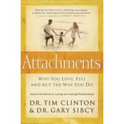 Attachments: Why You Love, Feel, and ACT the Way You Do, Paperback
