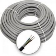 MBCU 3x6 (NYY-J) Tömör erezetű Réz Villanyszerelési kábel 1 KV