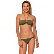 BANANA MOON Bikini-Oberteil in Bandeau-Form