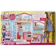 Mattel barbie dvv48 - casa componibile con bambola