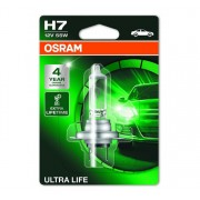 Osram Ultra Life H7 1db - 64210ULT-01B autós izzó