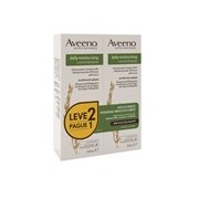 Creme hidratante rosto aveia coloidal 2x100ml - Aveeno