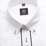Bărbați cămașă slim fit Willsoor Londra 4267