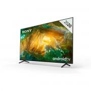 "Sony Televisor Sony 85XH80 2,16 m (85"") 4K Ultra HD Smart Wifi Negro"