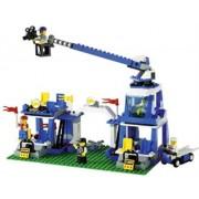 LEGO 3408 TV & support crew
