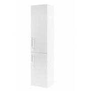 Dulap inalt suspendat, Aquaform Amsterdam, alb, 40x32xH170 cm -0415-202111
